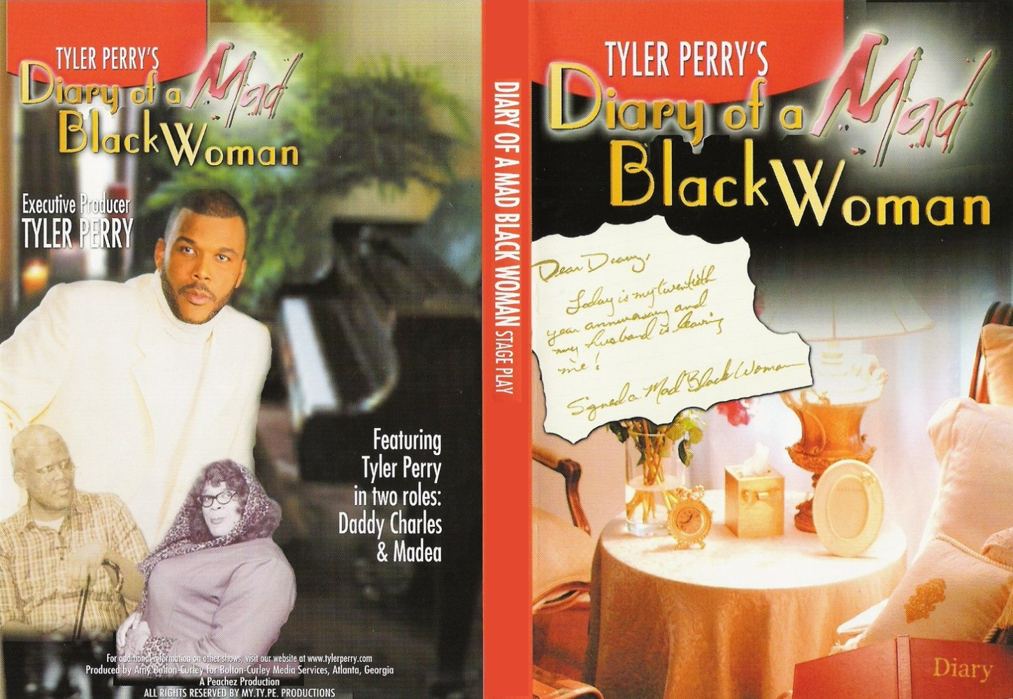 diary of a mad black woman play download